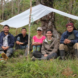 Bird Conservation in Colombia's Andean Forests