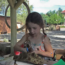 Taos Youth Biodiversity Art Project: Giving Children a Global Voice