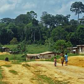 Community Mapping in Gabon
