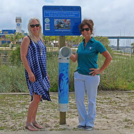 New Fishing Line Recyclers Along the Emerald Coast