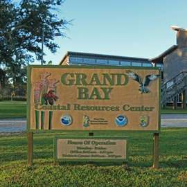 Grand Bay National Estuarine Research Reserve